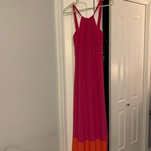 Old Navy color block dress